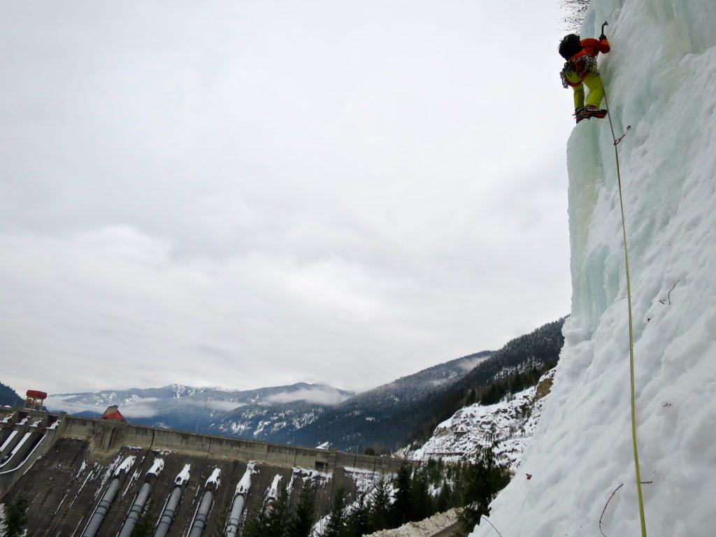 Dam Falls, Revelstoke, BC