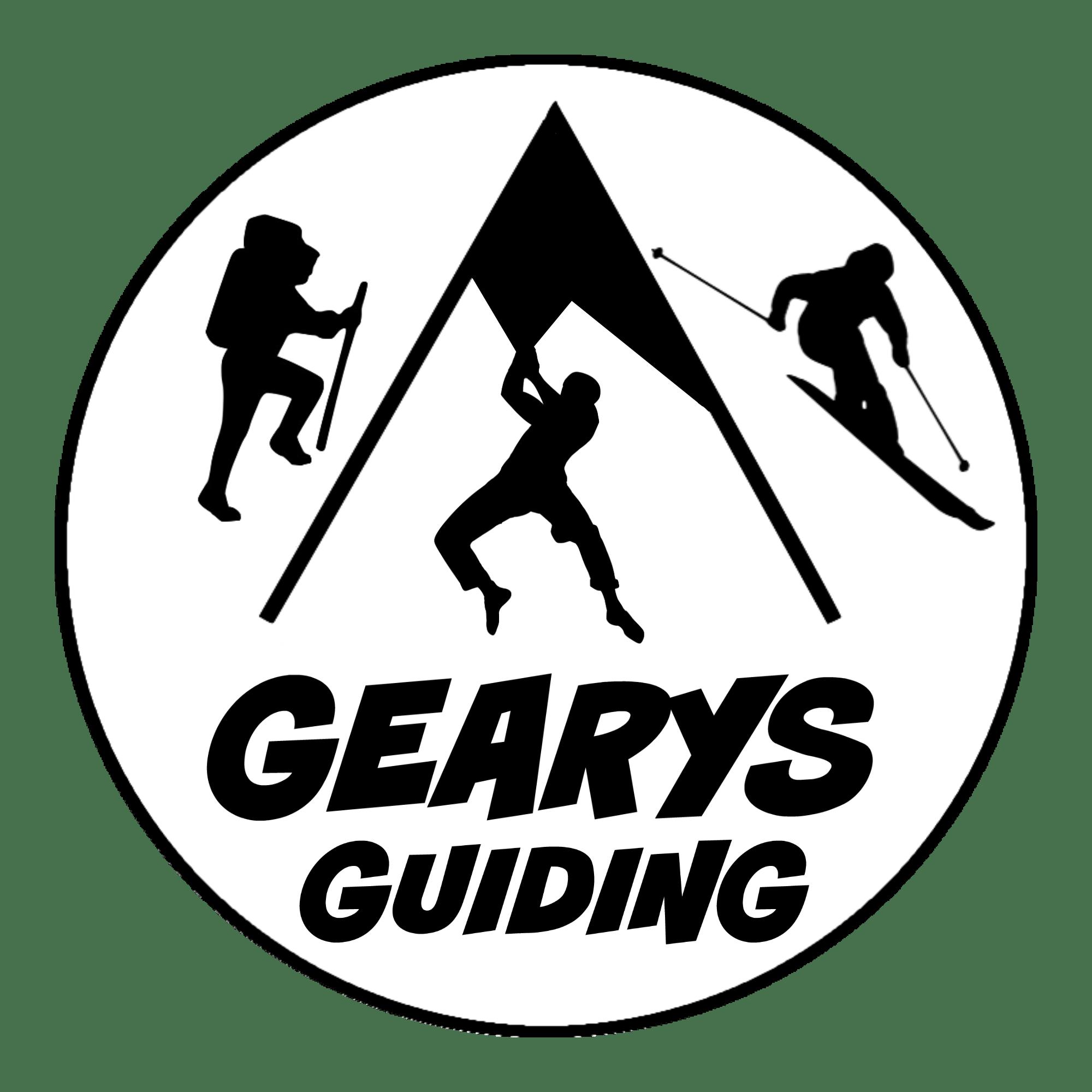 GEARYS GUIDING