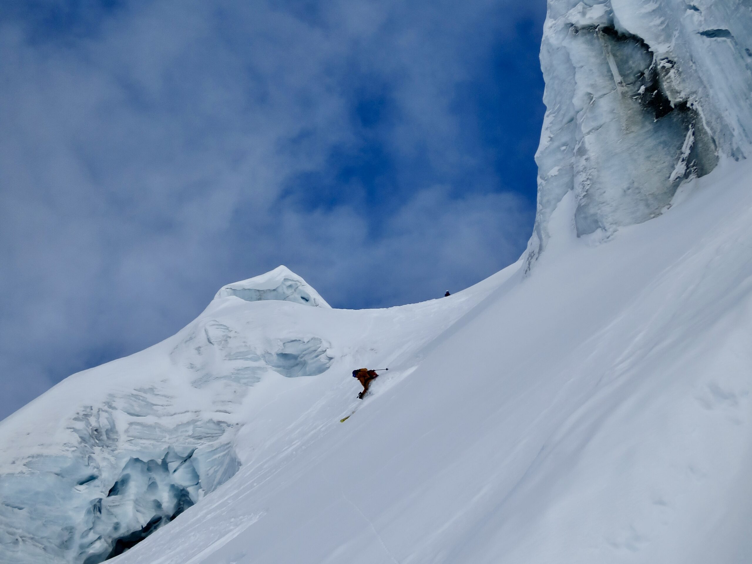 Beowulf Glacier, Snowfall Lodge