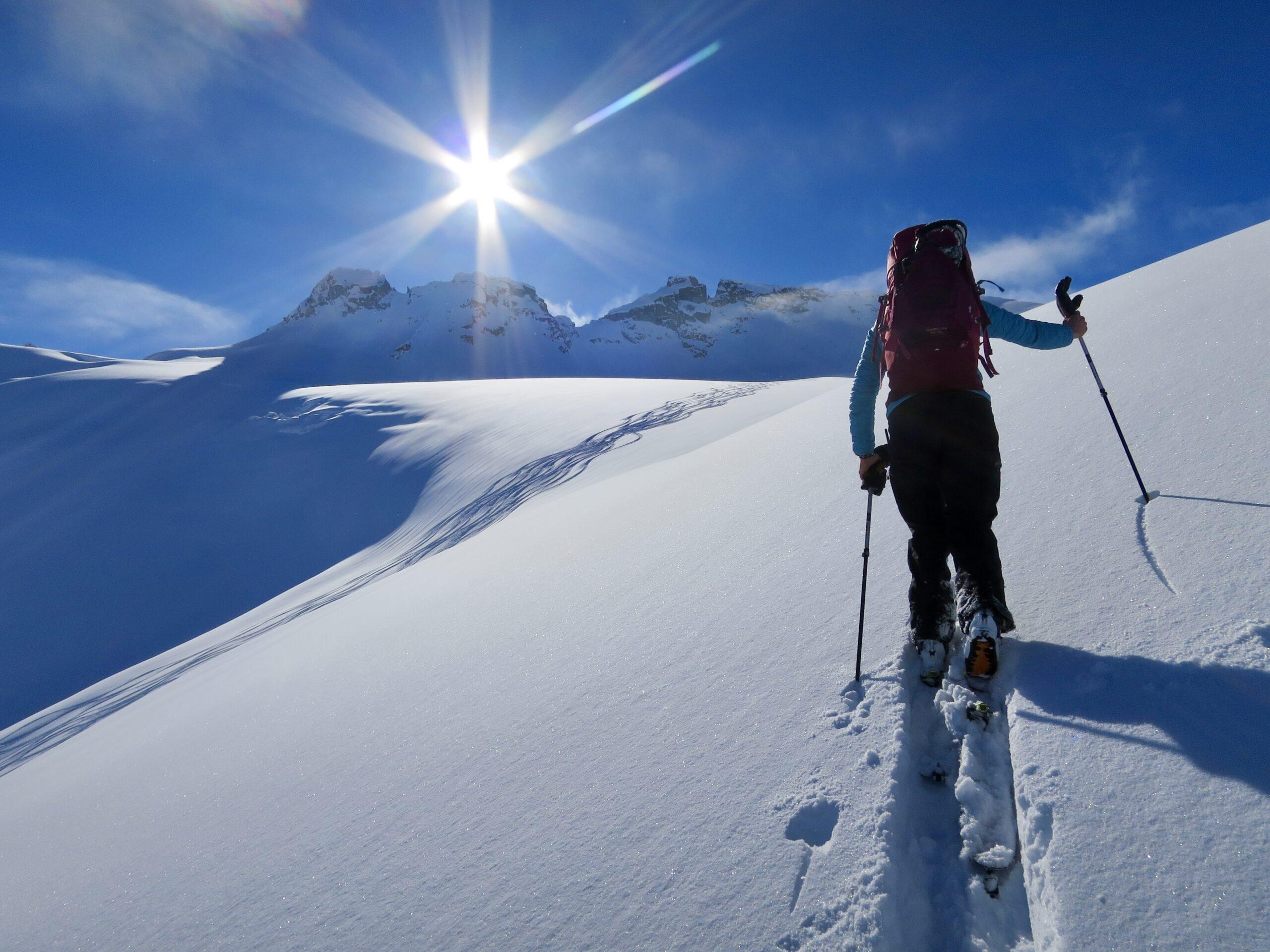 Illusion Glacier, Snowfall Lodge